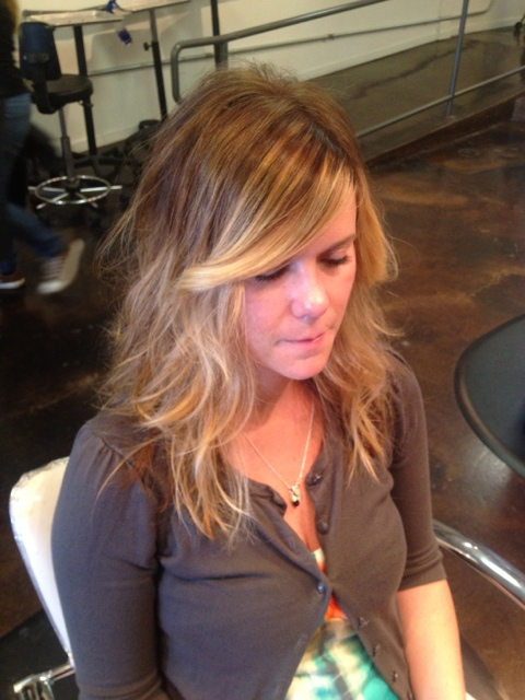 Miller Hair The Lab A Salon San Diego North Park Ombre