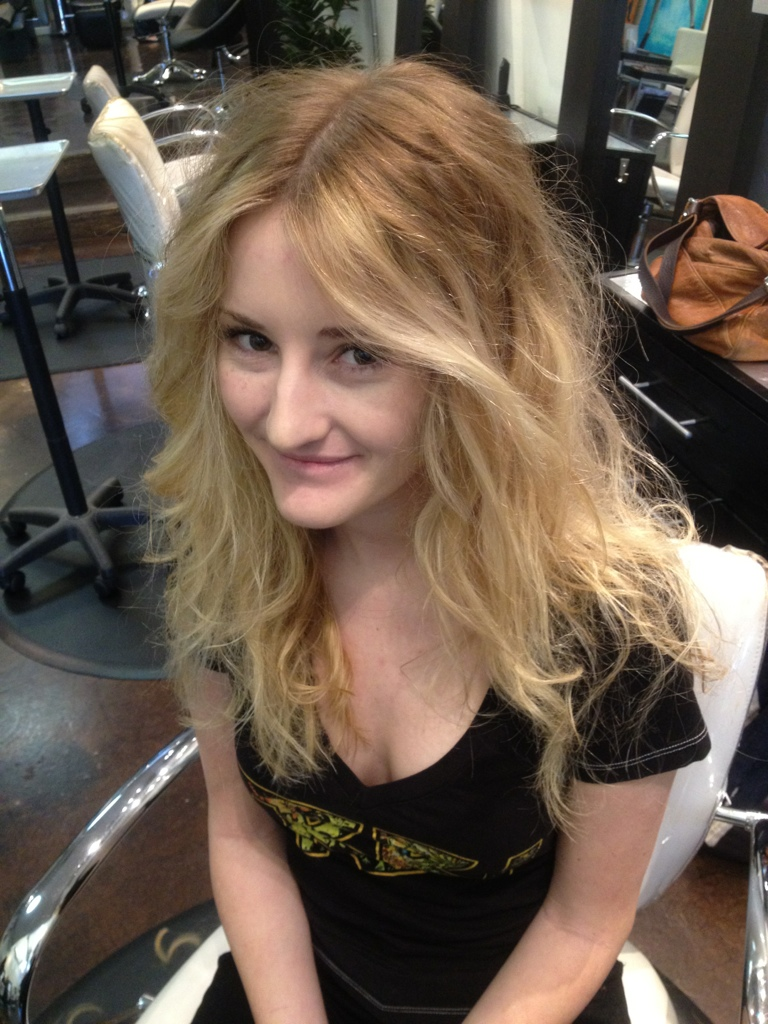 Andrea Miller Lefevre Hair Color Specialist Blonde Specialist The