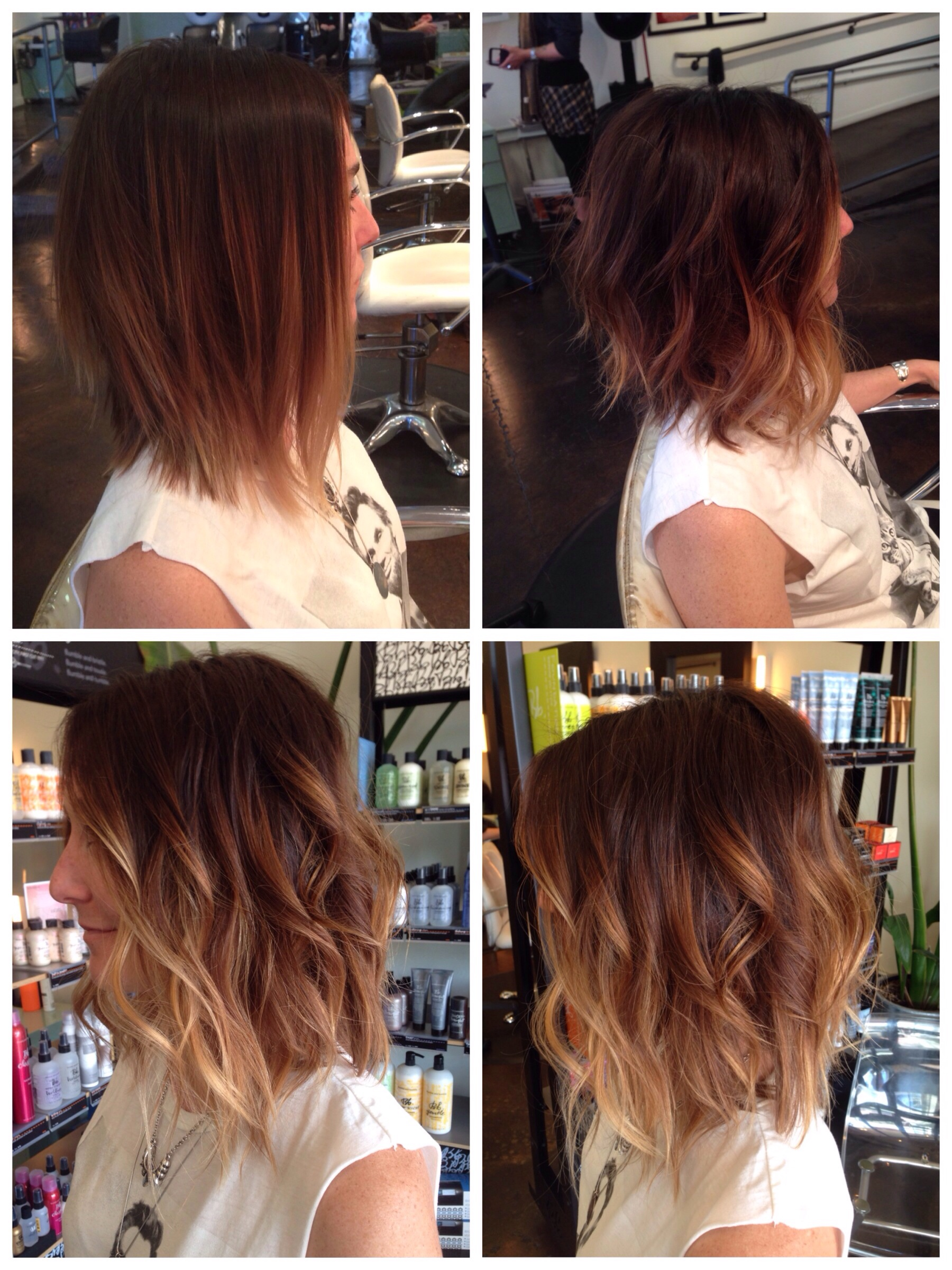 Andrea Miller Hair Balayage Blonde Specialist San Diego
