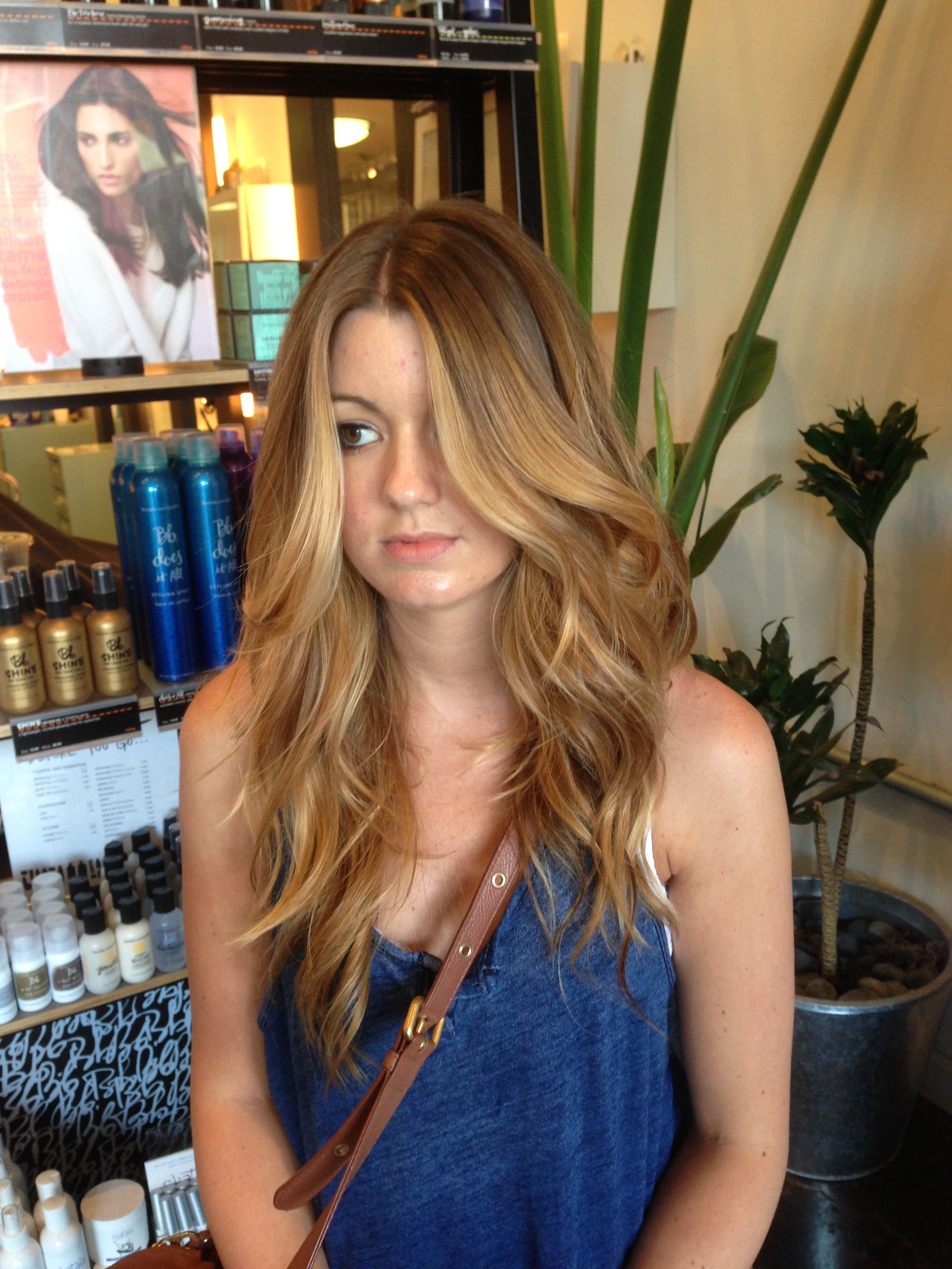 Before And After Cut And Color San Diego Blonde Specialist San