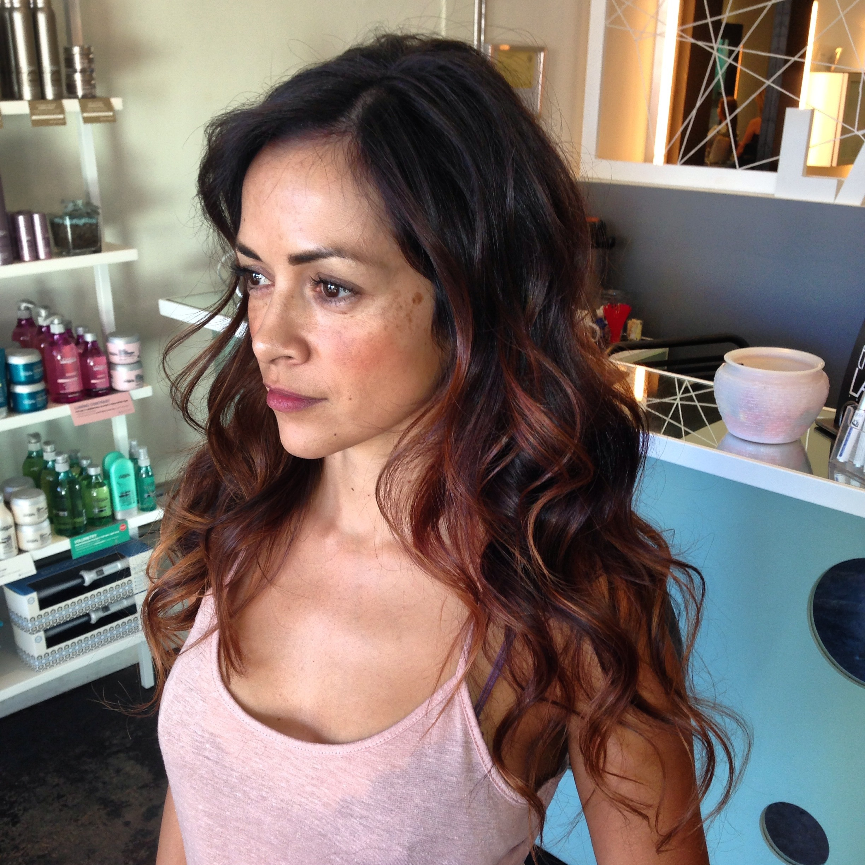 San diego long hair busty brunette camgirl toying on xlove 10