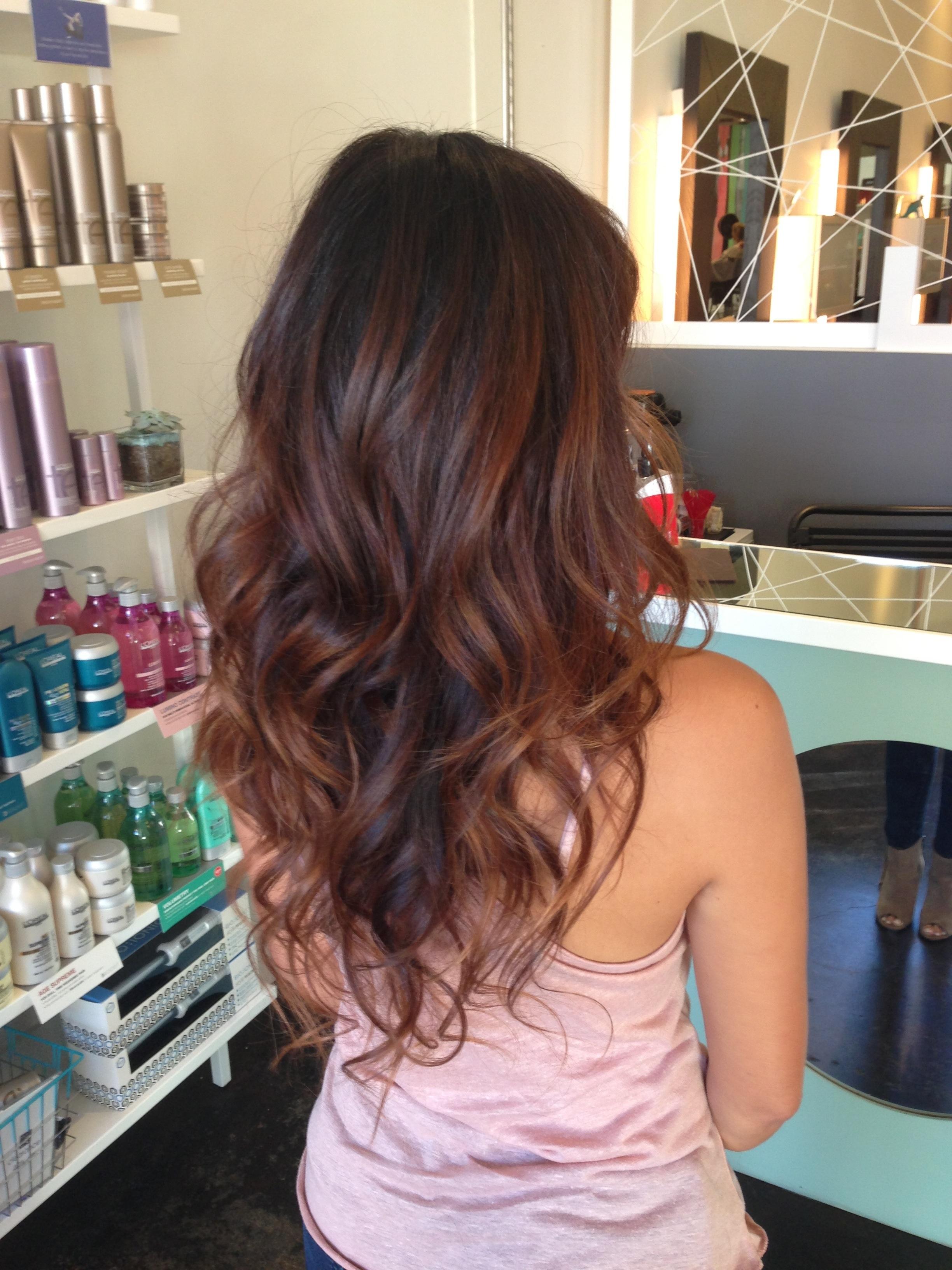 Andrea Miller Lefevre Hair San Diego Balayage Specialist Color