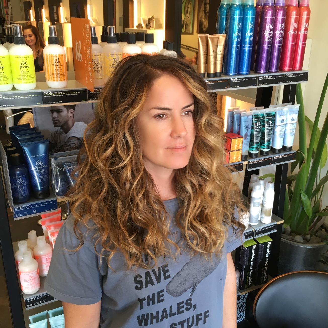 Painted Beach Waves Before And After Andrea Lefevre