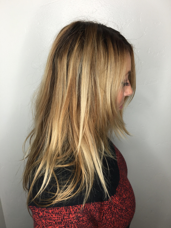 Color Correction Blonde Specialist Andrea Lefevre